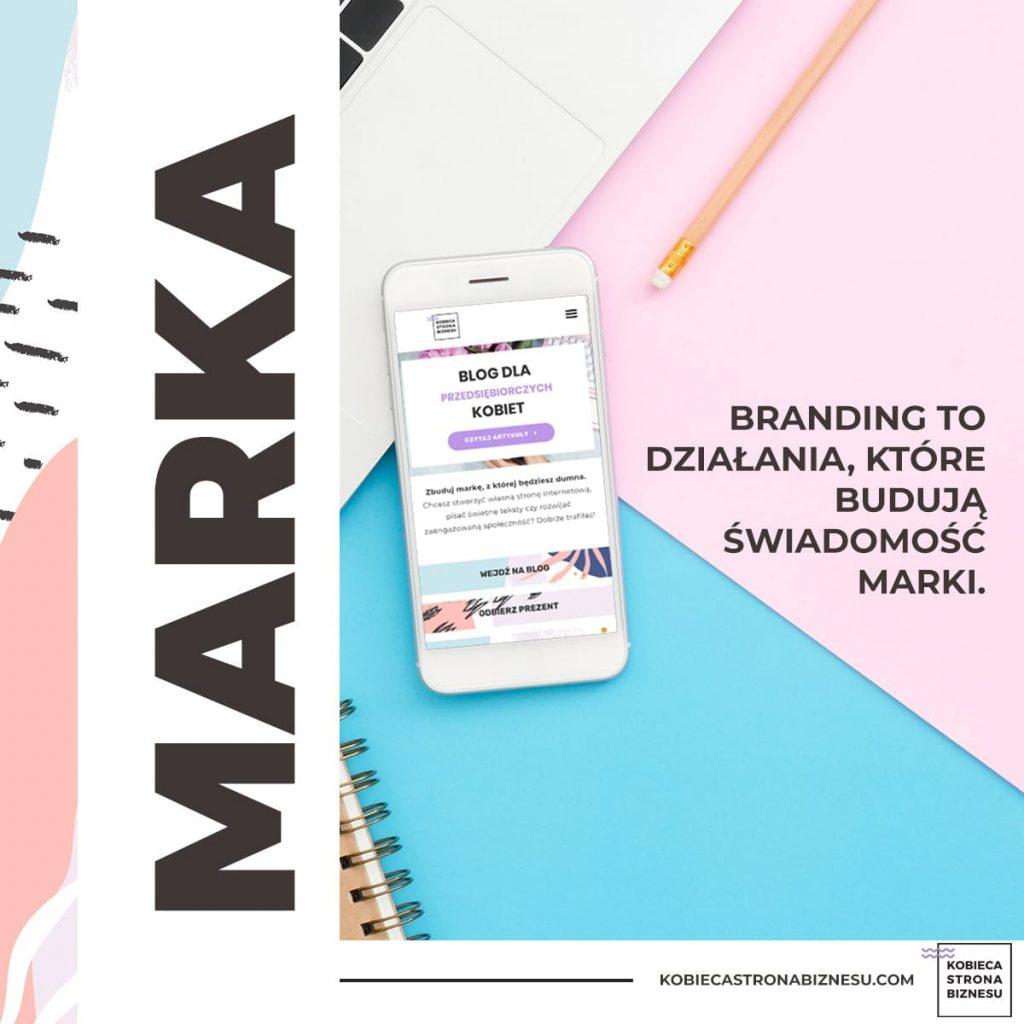 Co tojest marka - branding, budowanie marki, własna marka - Kobieca Strona Biznesu, blog dla przedsiębiorczych kobiet