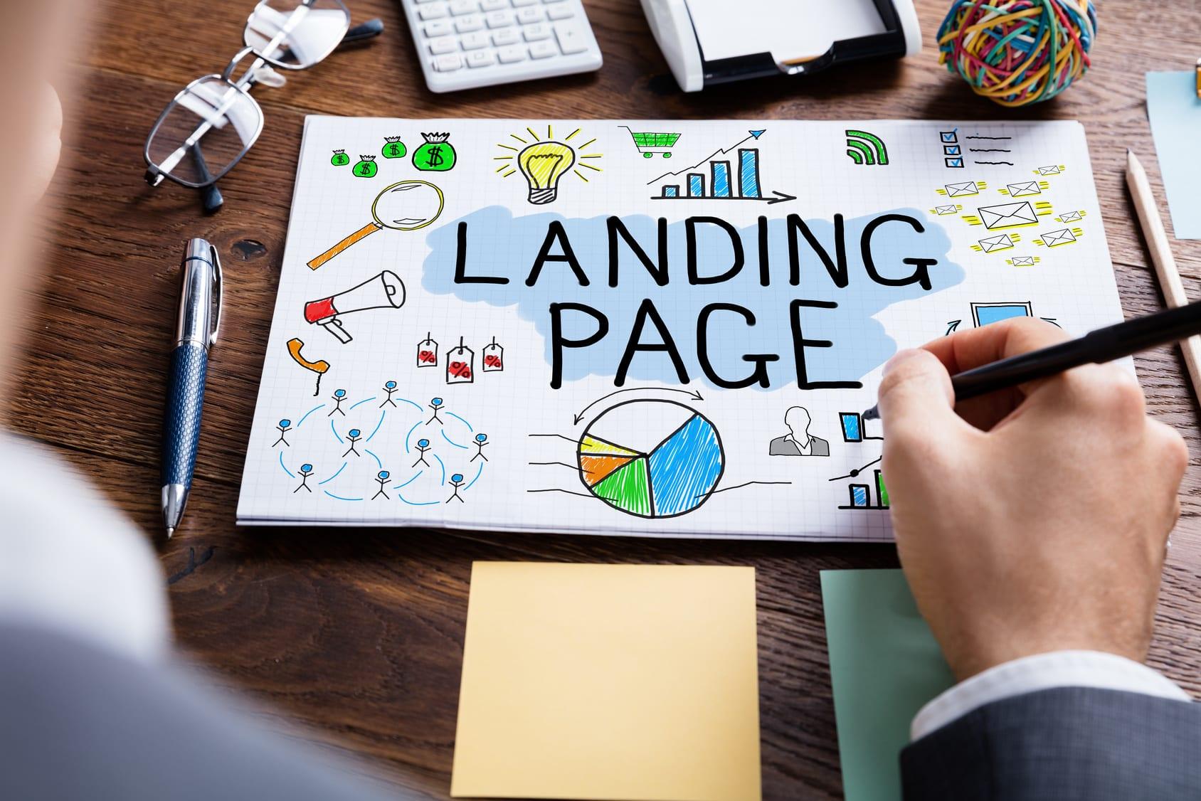 Co to jest landing page, strona lądowania, strona przechwytująca, strona sprzedażowa - blog Kobieca Strona Biznesu, blog dla przedsiębiorczych kobiet, Wordpress, copywriting, rozwijanie marki - Karolina Kołodziejczyk