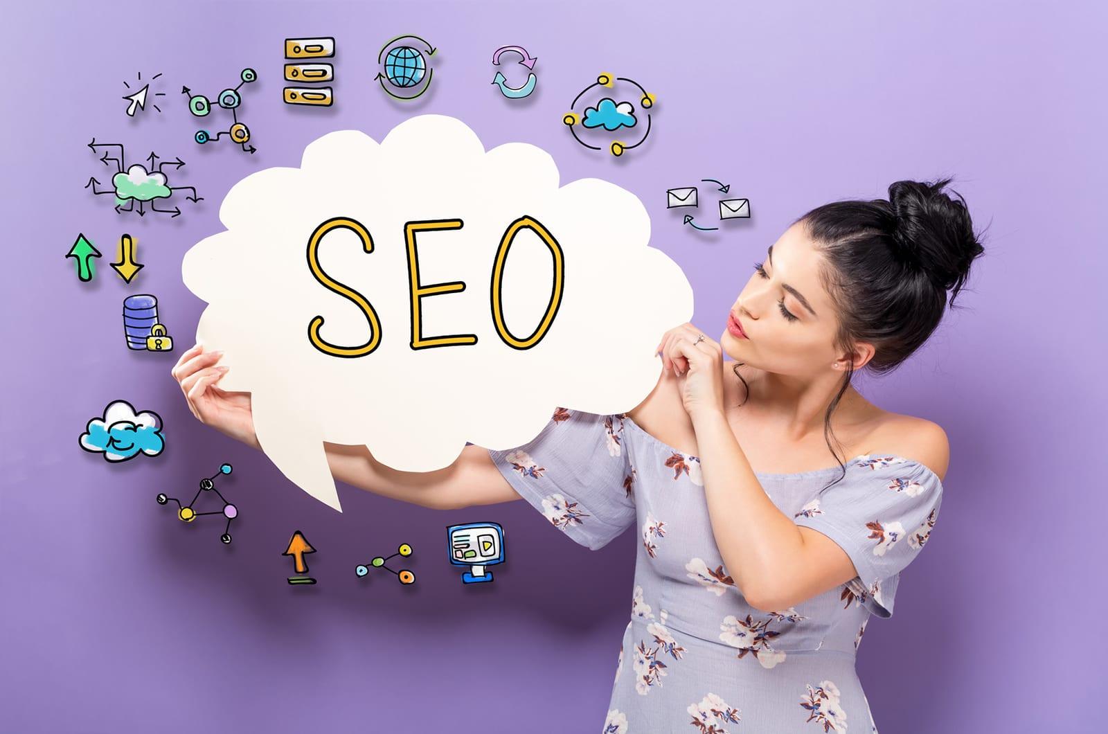 Co to jest SEO, jak działa wyszukiwarka Google, pozycjonowanie stron, search engine optimalization, optymalizacja pod kątem wyszukiwarek, co ma wpływ na pozycjonowanie - Kobieca Strona Biznesu