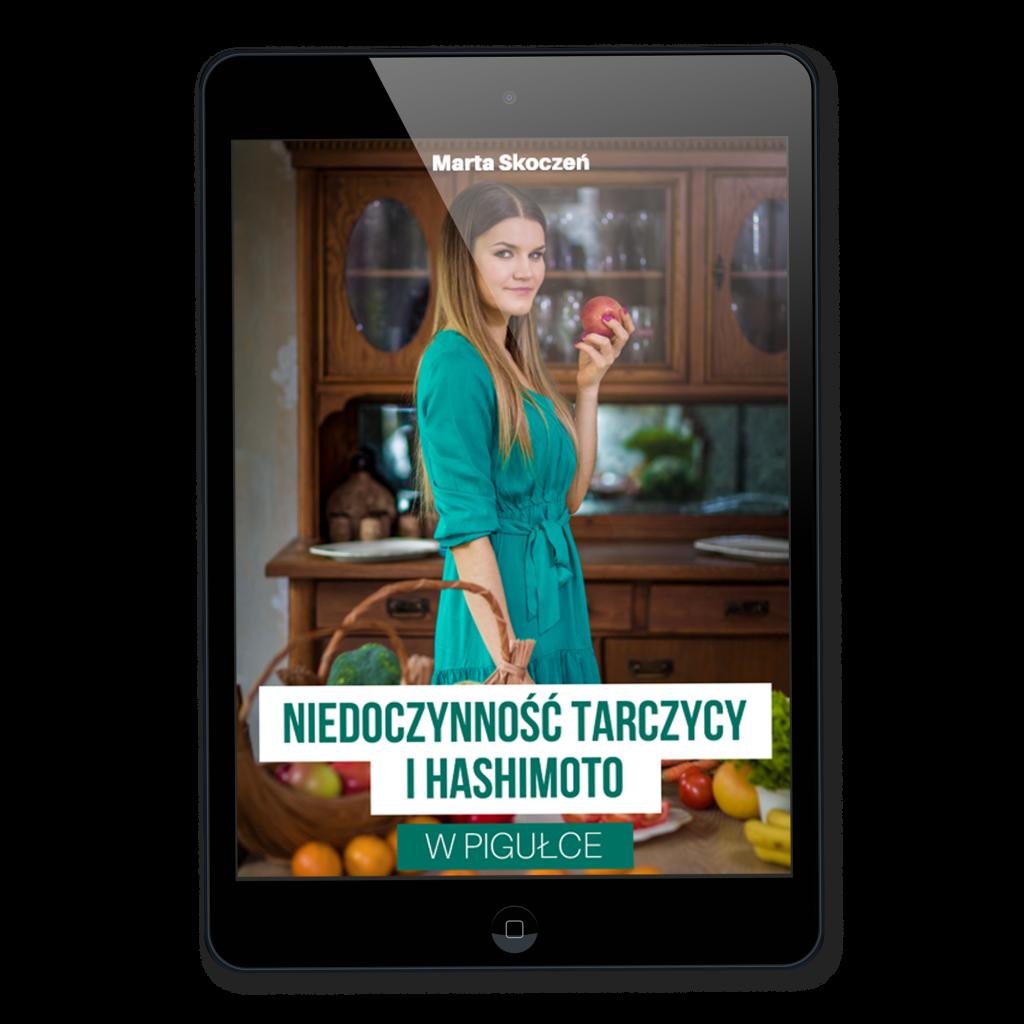 Jak się robi ebooka, projektowanie ebooka, skład ebooka - Marta Skoczeń, Apetyt na życie, Niedoczynność tarczycy i Hashimoto w pigułce - blog dla przedsiębiorczych kobiet, kobieca marka, Kobieca Strona Biznesu, Karolina Kołodziejczyk