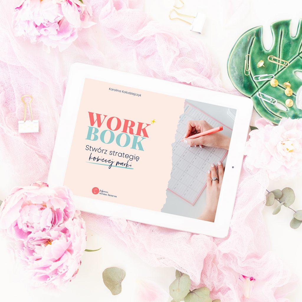 stwórz strategię kobiecej marki workbook